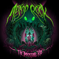 The Top 50 Albums of 2016: 45. Aesop Rock - The Impossible Kid