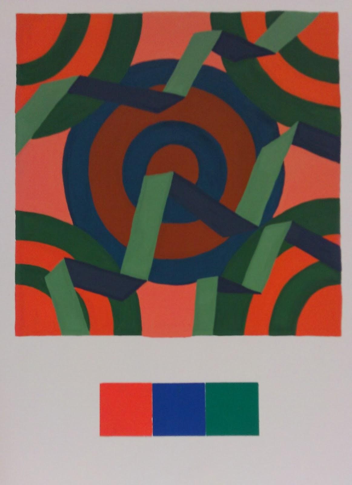 Color Schemes Pallets Art 1205 Companion