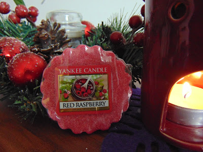 Yankee Candle, Red Raspberry