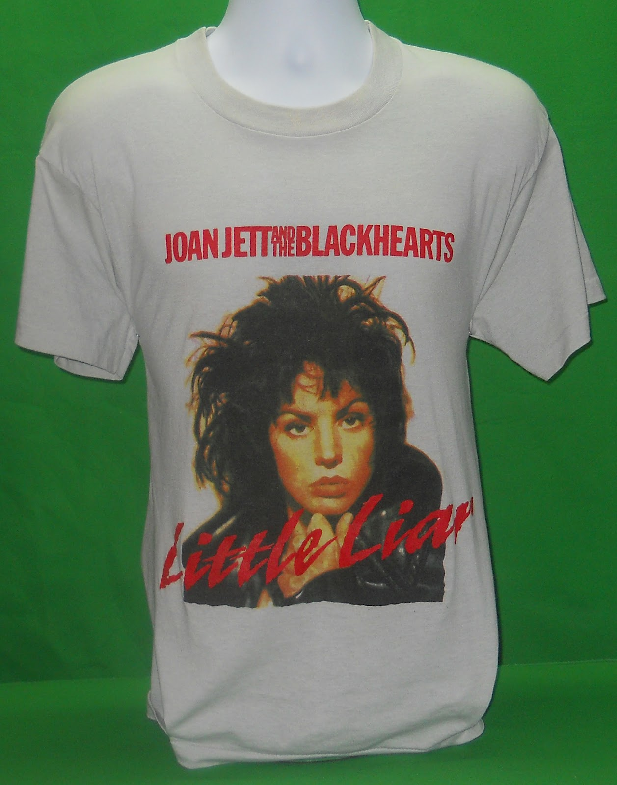 The Voodoo Vintage: 1988 Joan Jett & The Blackhearts Vintage Tee