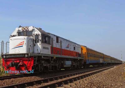 Gambar Kereta Bengawan