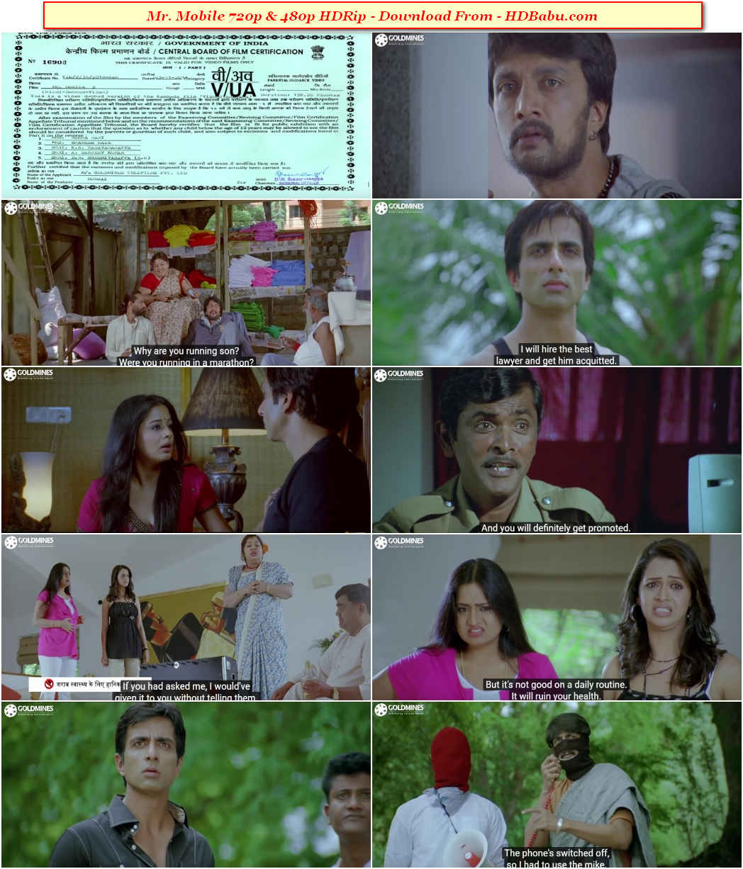 Mr Mobile 2 Hindi Dubbed Full Movie Download