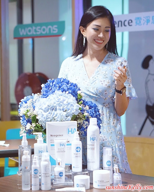 Neogence, Hyaluronic Acid Hydrating Series, Taiwan Mask, Taiwan Skincare,