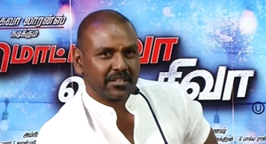 Lawrence's speech at Motta Shiva Ketta Shiva movie press meet