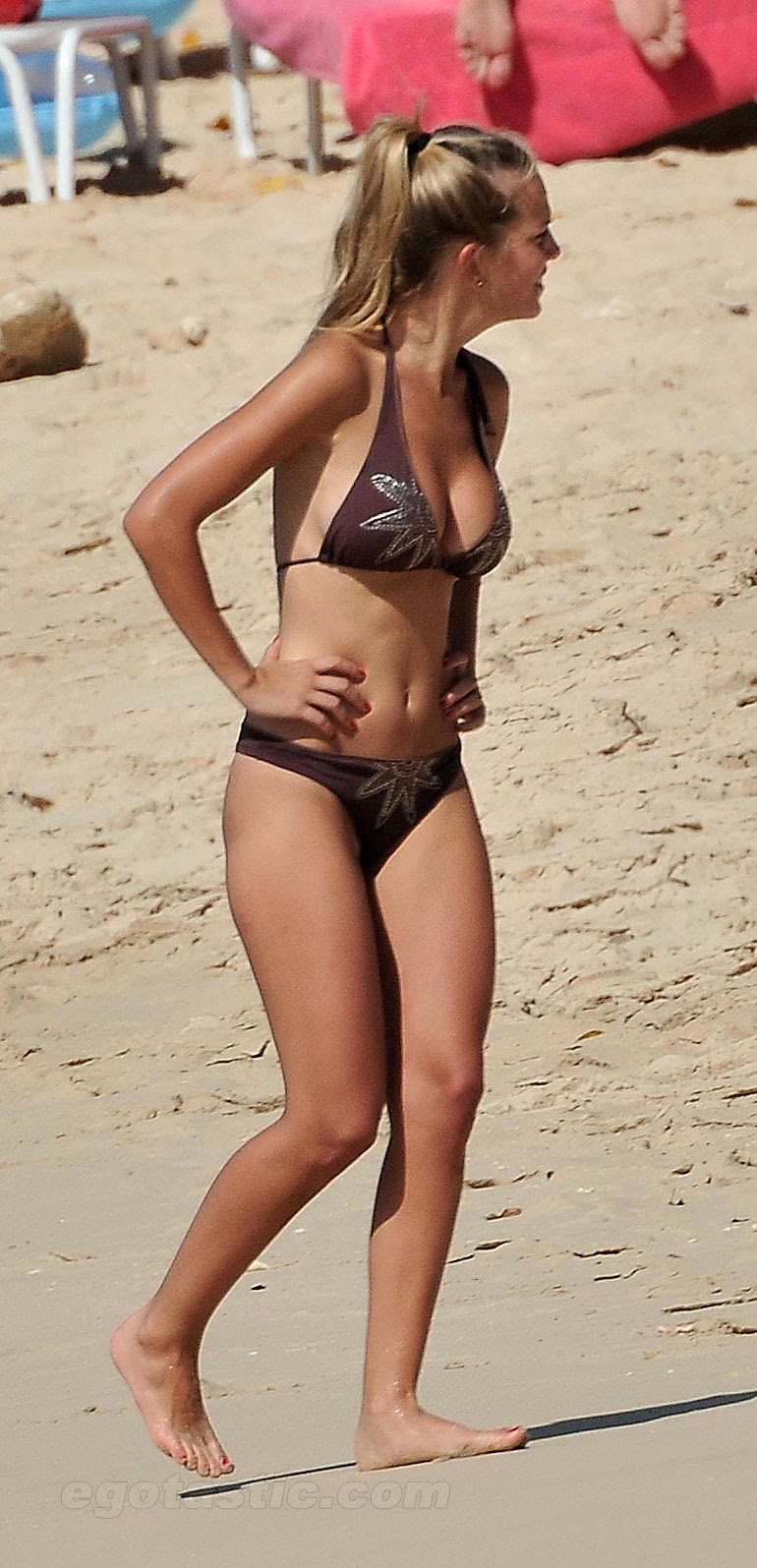 Bikini pics luisana lopilato commit error