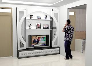 Pesan Rak TV Besar di Semarang