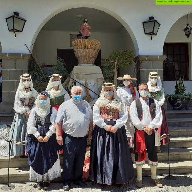 Los Llanos de Aridane cumple con la tradición y venera a San Isidro