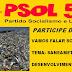 CONVITE: PSOL/ITIÚBA-BA CONVIDA A POPULAÇÃO EM GERAL PARA PARTICIPAR DE UM FÓRUM SOBRE SANEAMENTO BÁSICO! PARTICIPE!