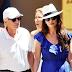 Catherine Z Jones & Michael Douglas απολαμβάνουν τις διακοπές τους