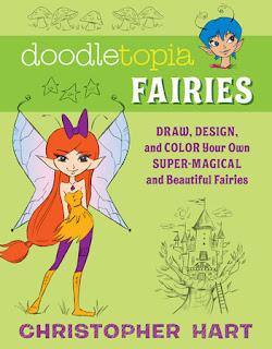 Doodletopia Fairies! cover