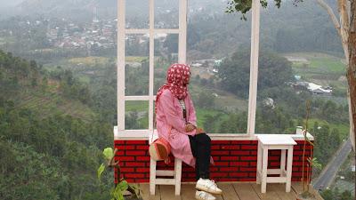 Spot fotogenik Bukit Kukusan