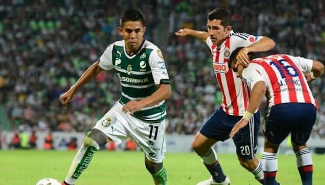 Transmision Chivas vs Santos en vivo 29 agosto