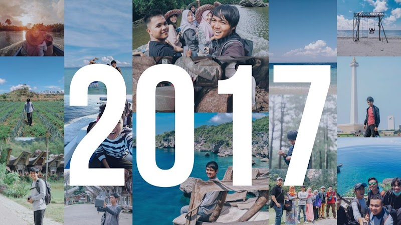 10 Tempat Paling Memorable di 2017