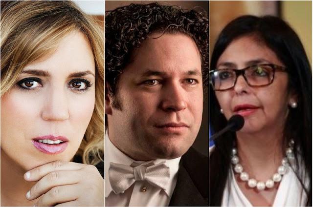 """Acusan a Gustavo Dudamel de enriquecerse con una """"Red del régimen"""""""