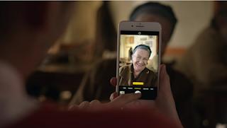 Ελληνική διαφήμιση iPhone 7 Plus,