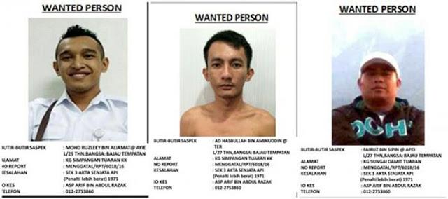 Kes Samun: Seorang Ditahan, Tiga Masih Bebas  - mySabahnews