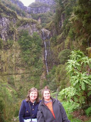 Cascada de la levada do Risco, Madeira, Portugal, La vuelta al mundo de Asun y Ricardo, round the world, mundoporlibre.com