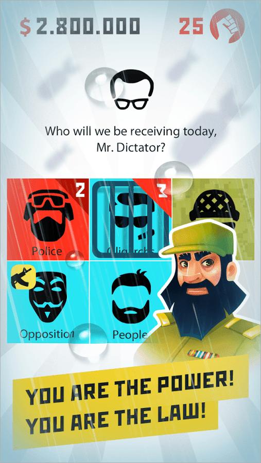 Dictator%2BRevolt%2B1-min Dictator: Revolt 1.4 APK Full Free Mod Apps