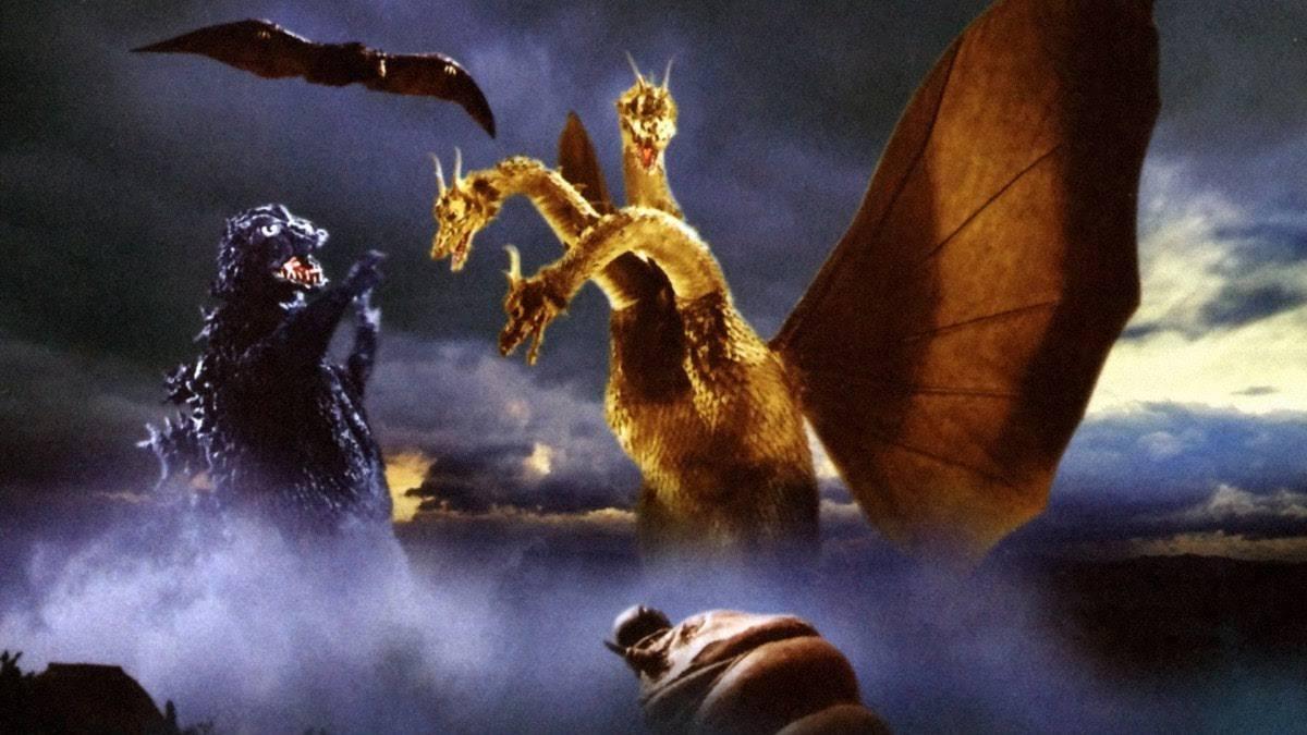 Godzilla King of the Monsters Trailer in Showa style : ハリウッド版「ゴジラ」第2弾「キング・オブ・ザ・モンスターズ」の予告編を、本家の東宝「ゴジラ」シリーズの映像で強引に再現してみた懐かしい昭和版の予告編 ! !