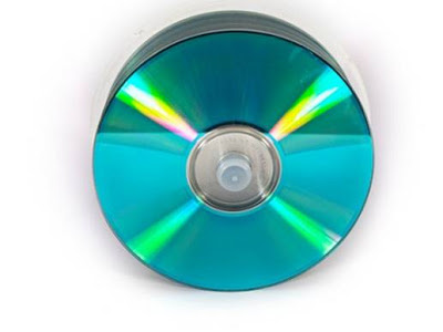 Backup your files on discs!
