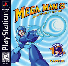 Mega Man 8 - PS1 - ISOs Download