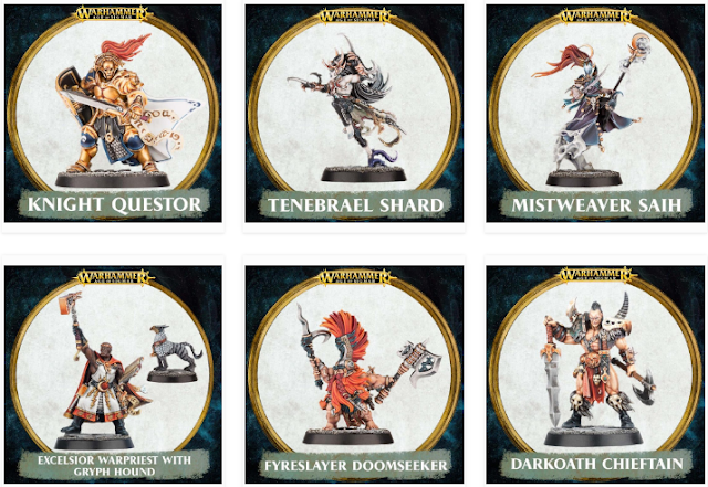 Element Games: Cheap Games Workshop Age of Sigmar Warhammer Quest: Silver Tower  Miniature Boardgame
