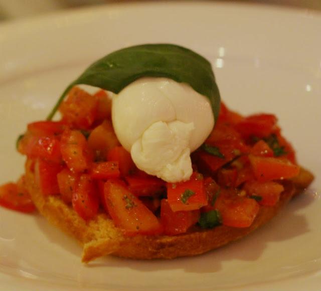 Italian Food at Gola