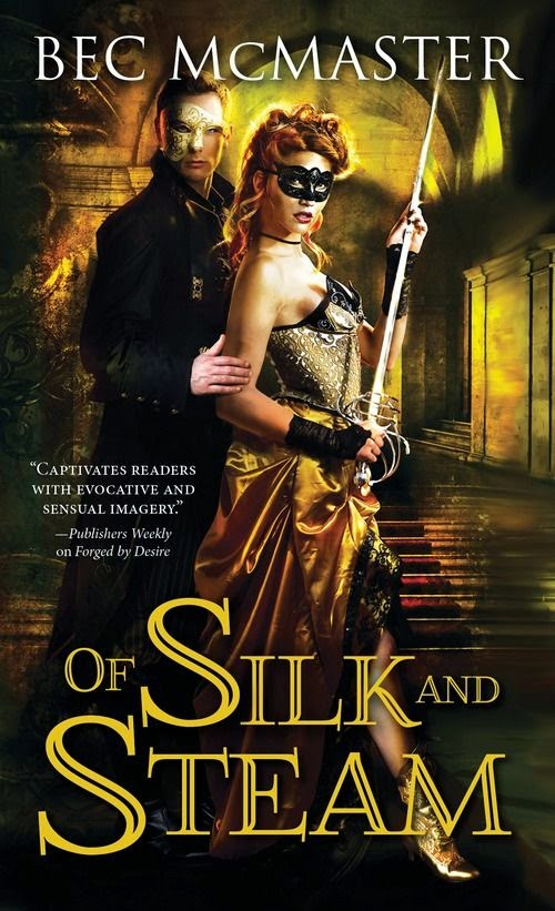 The Qwillery Spotlight Excerpt From Of Silk And Steam By Bec