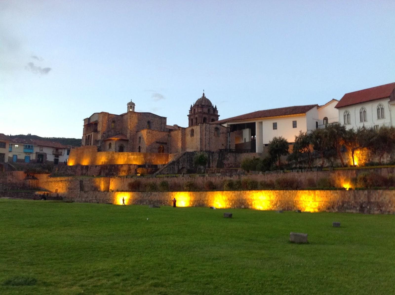 KORICANCHA, RUMICOLCA, ANDAHUAYLILLAS, PIKILLACTA, TIPÓN - Cusco, Peru