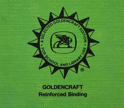 Goldencraft Reinforced Binding