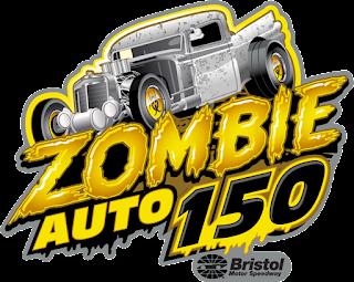 Zombie Auto 150 - #NASCAR #KNEast