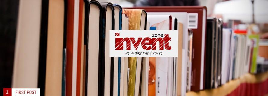 اول مشاركة,مدونة invent-zone