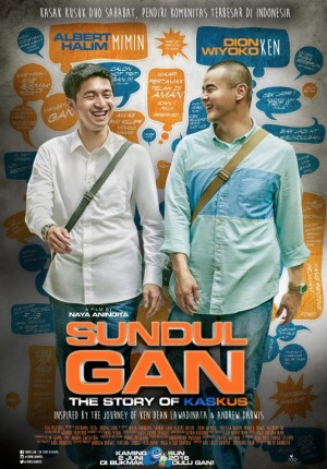 Download Film Sundul Gan : The Story of Kaskus (2016) Bluray Full Movie