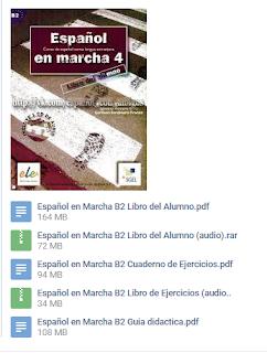 ESPAÑOL EN MARCHA B2. LIBRO DEL ALUMNO, LIBRO DE EJERCICIOS, AUDIOS Y GUÍA DIDÁCTICA