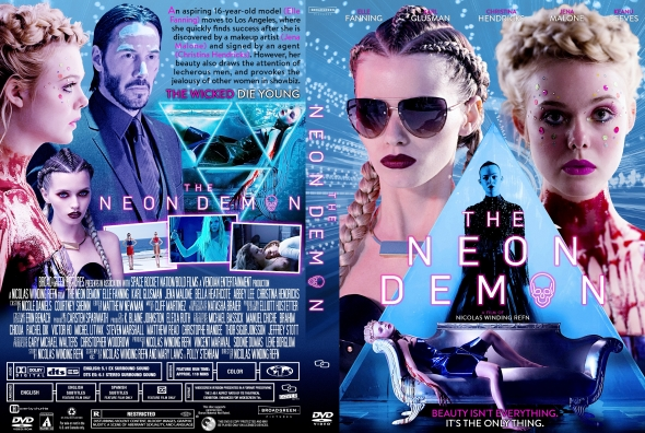 The Neon Demon – Latino, Inglés