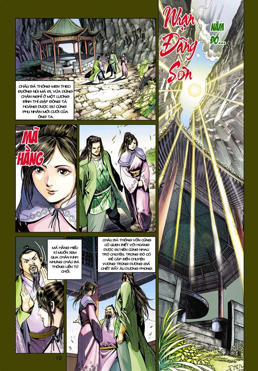 Anh Hùng Xạ Điêu anh hùng xạ đêu chap 41 trang 18