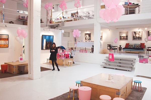 loft 4.40 lieu événementiel créatif à Lyon