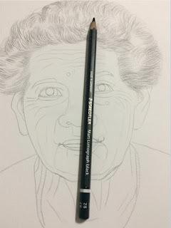 วิธีวาดรูปคน