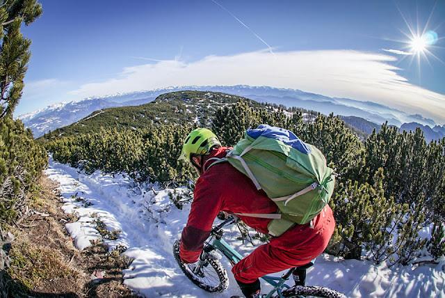 Monte Roèn , Mountainbike - Sentres MTB