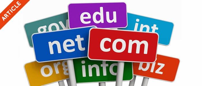 Cara gampang bikin blog dengan domain .com