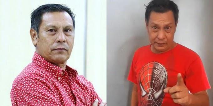 """Pelakon veteran Lan Zailan """"sound"""" netizen patuh PKP."""
