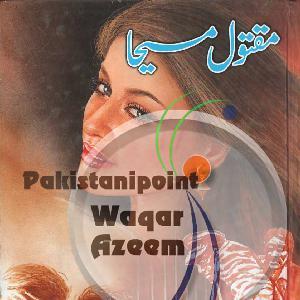 Maqtool Masiha PDF by Mirza Amjad Baig