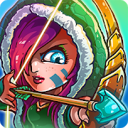 Kingdom Defense: Hero Legend TD - Premium Infinite (Gold - Gems) MOD APK