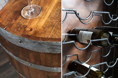 luxusny nabytok Reaction, bytové doplnky, darček pre vinárov