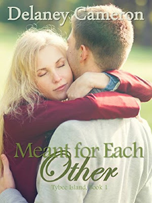 Meant for Each Other by Delaney Cameron #UnforgettableLove