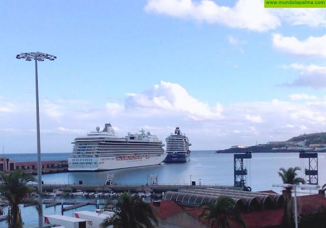 Las consejerías de Transporte y Sanidad cierran el protocolo sanitario que garantizará el inicio de una nueva temporada de cruceros en octubre