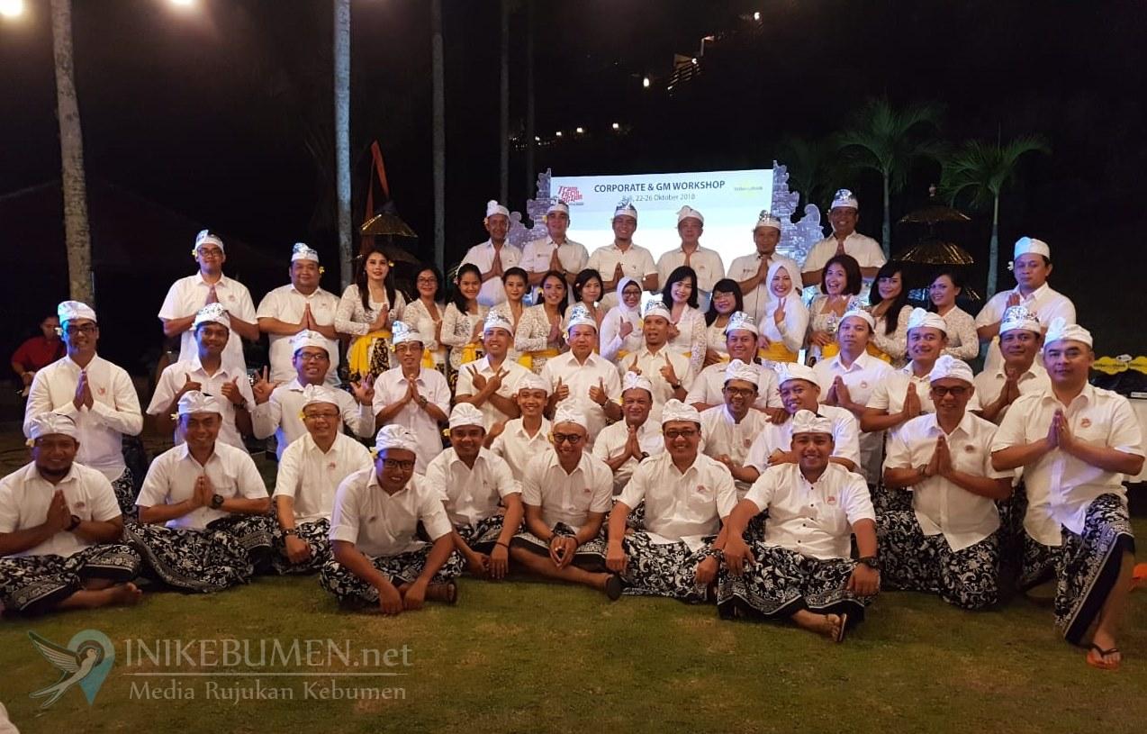Dafam Hotel Management Beri Penghargaan para GM