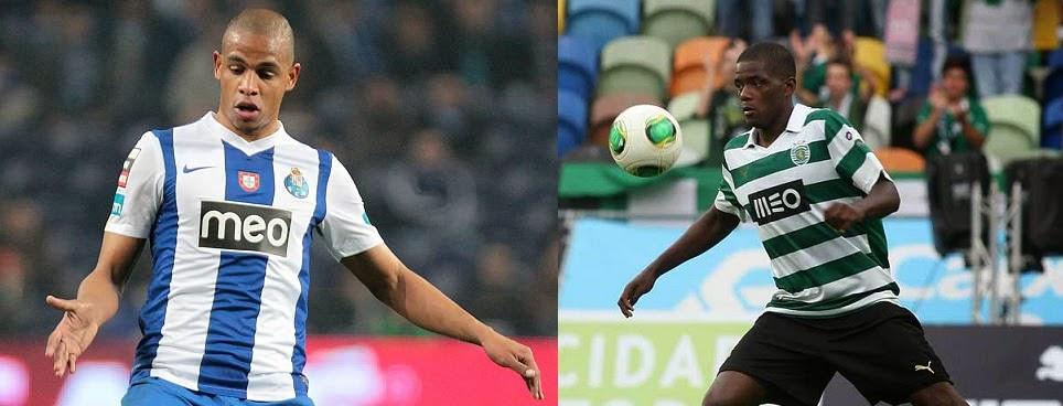 FC Porto vs Sporting - Frente-a-Frente  Fernando ou William Carvalho ... 1c144e09b28c1