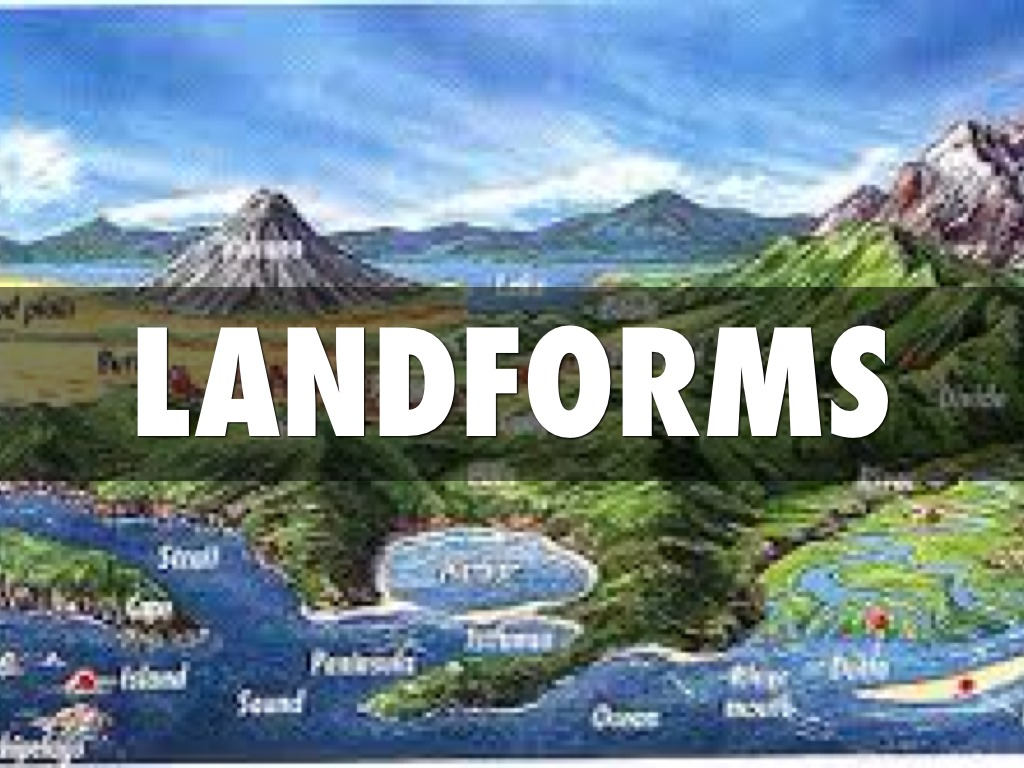 Exams Update Some Short Notes About Landforms In Bengali