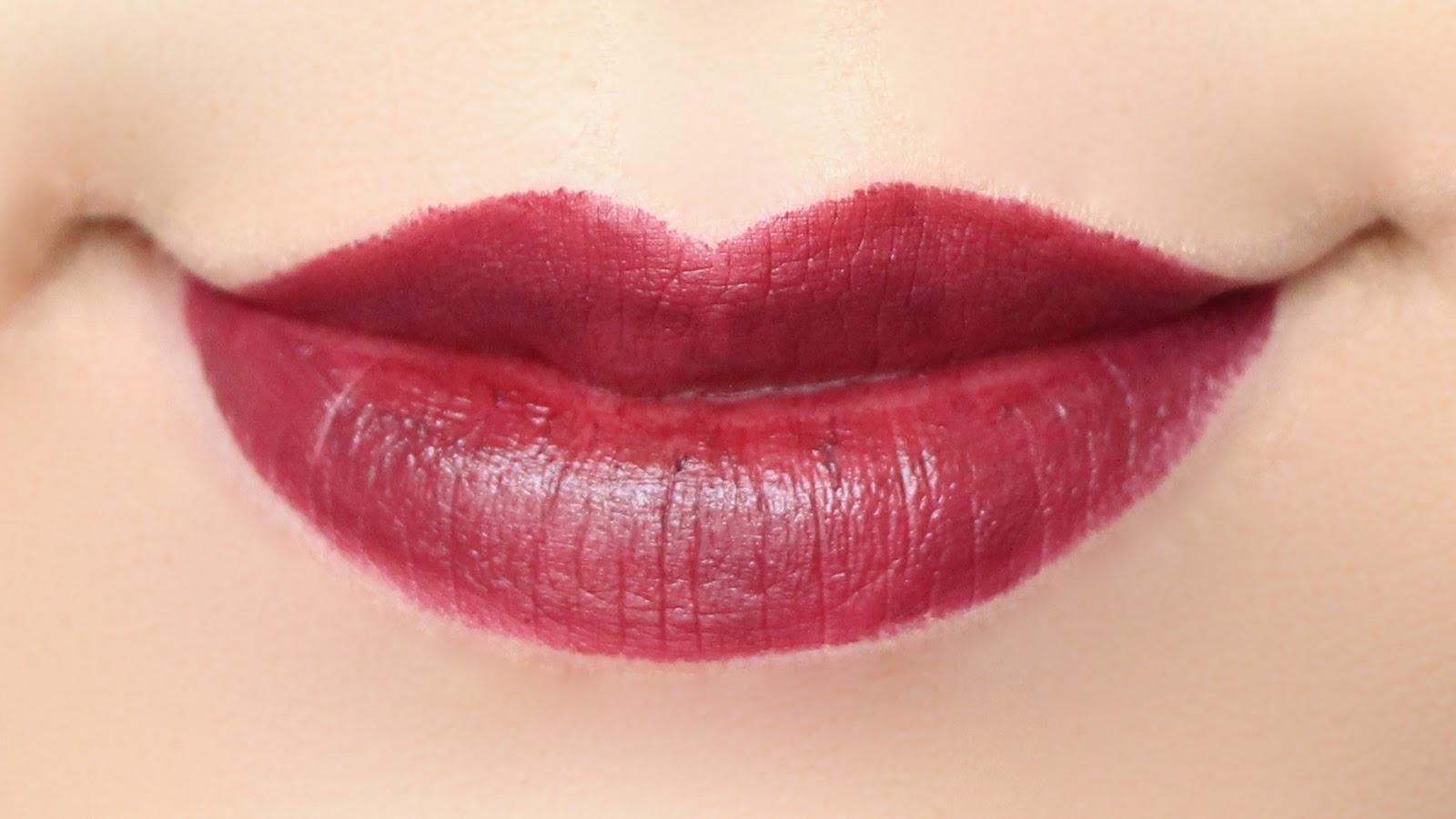 MakeupMarlin: Revlon Super Lustrous Lipstick Swatches